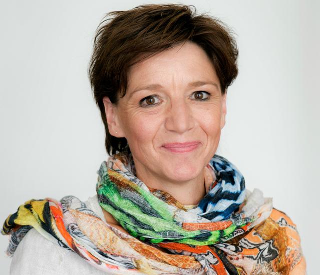 Het nieuwe collegelid Wilma de Koning. Foto: Bert Beelen