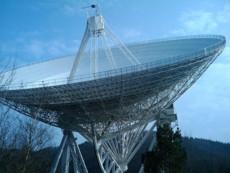 Radiotelescoop Effelsberg