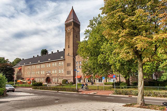 Het Collegium Berchmanianum / Foto: Dick van Aalst