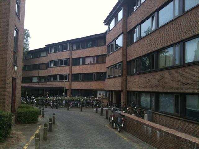 Studentencomplex Hoogeveldt. Foto: Vox