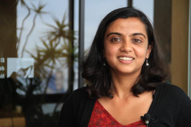 Kolar Aparna: 'Contact met vluchtelingen is geen eenrichtingsverkeer.'