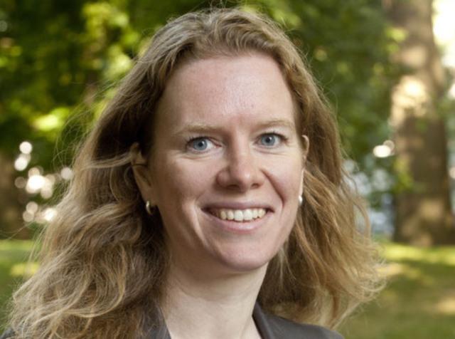 Annemarie Hinten. Foto: Ben Bergmans