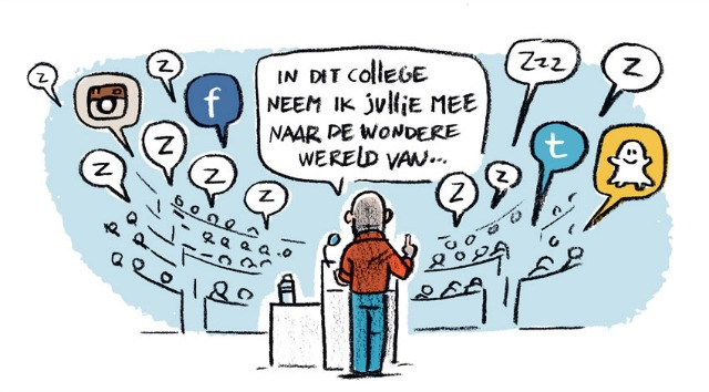 Illustratie: Roel Venderbosch