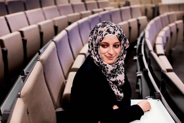 Manal Abdullatif: 'I would like to work as a professor or a translator'