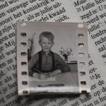 Theo Koster als kind