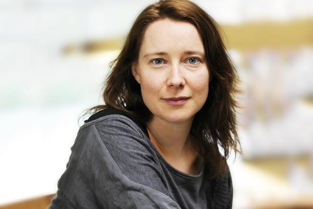 Marieke van den Brink. Foto: Suzie Geenen