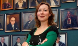 Marieke van den Brink (2009). Foto: Gerard Verschooten