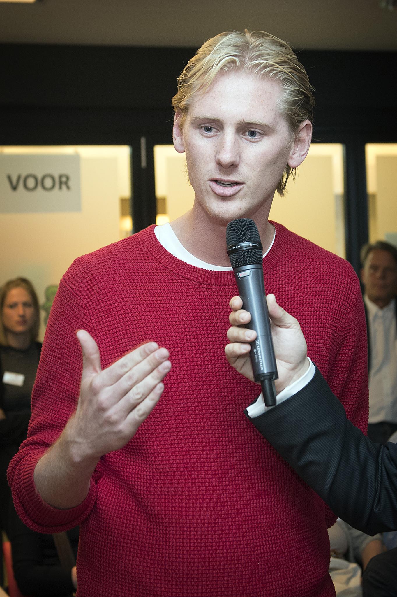 Axel Varenhorst. Foto: Bert Beelen