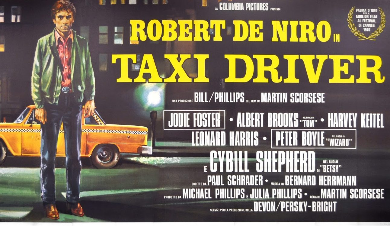Taxi Driver - Vox magazine