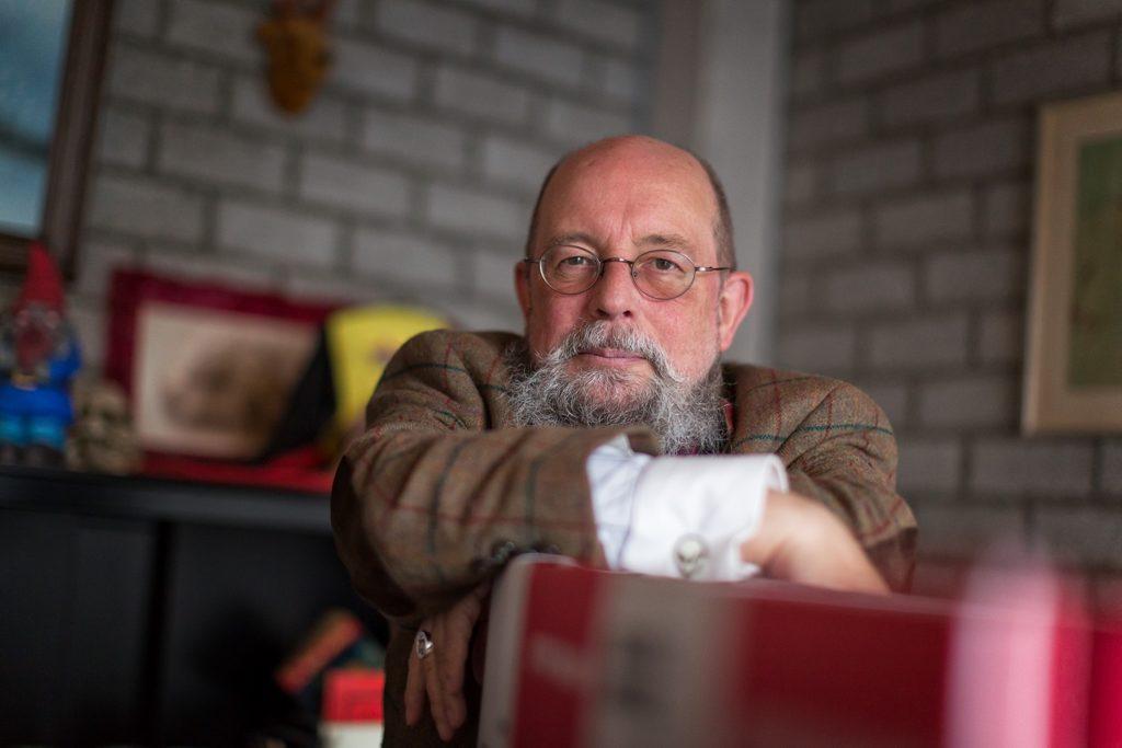 Marcel Wissenburg. Foto: Dick van Aalst