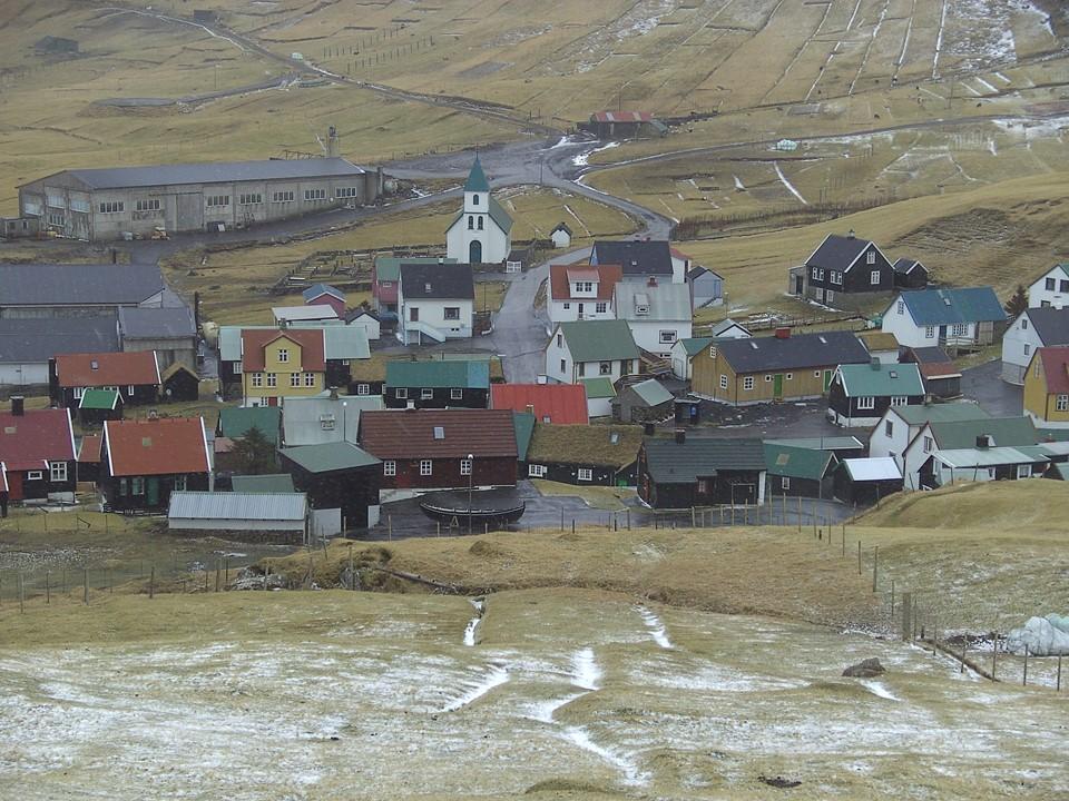 Faeröer. Foto: Ron Wevers